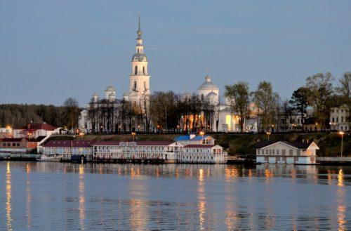 Волга 2020